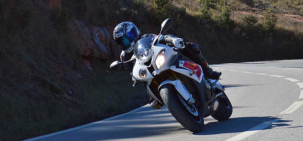 BMW S1000RR zona test