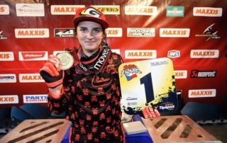 sandra gomez campeonato mundo superenduro