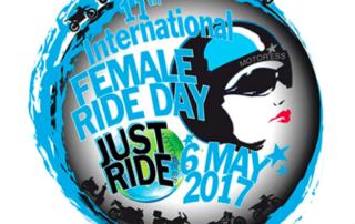Día Internacional de la Mujer Motorista
