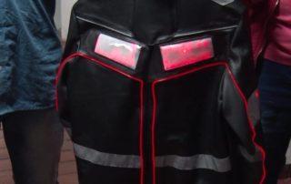 Chaqueta de moto inteligente: protege tu vida