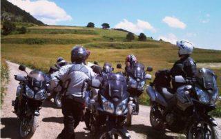 crom ride 2017 evento motociclista