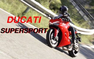 ducati supersport mujeres moteras