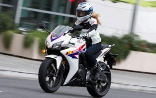 sacarse el carné de moto