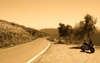 rutas de verano en moto