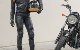 ropa de invierno para la moto