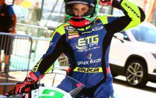 ana carrasco mundial superbikes supersport300