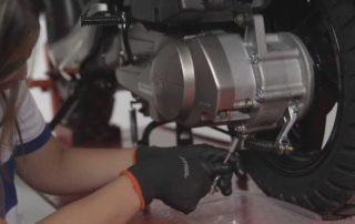 mantenimiento básico de la moto