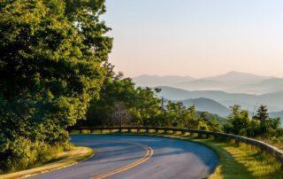 las mejores rutas moteras de estados unidos