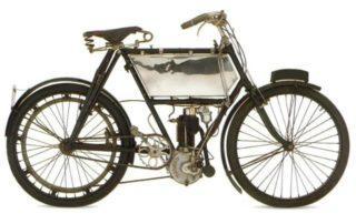 Historia de las motocicletas: origen y evolución