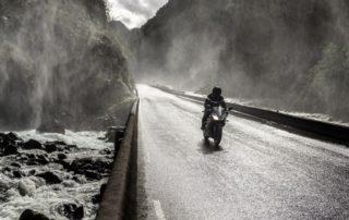 Mantenimiento de la moto en invierno