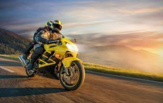 Disfrutar en moto de un fin de semana largo