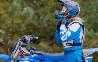 Primeras actividades de la Comisión Femenina de motociclismo