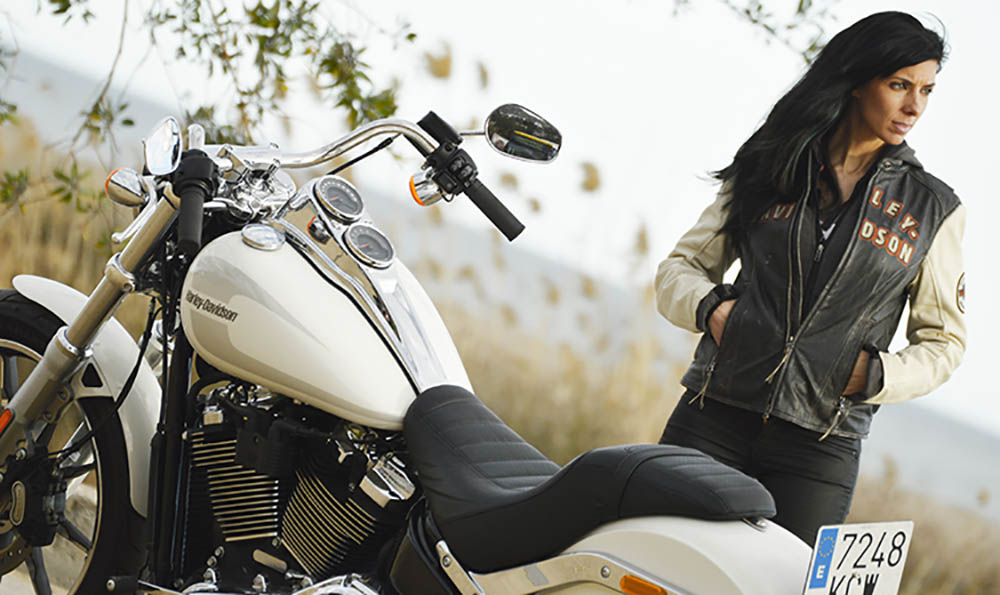 harley davidson low rider mujeres moteras, free, motocycle, motogirl