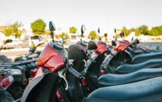 Compartir moto con el motosharing