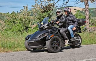 Motos de tres ruedas: ¿han llegado para quedarse?