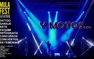 mulafest 2018 mujeres moteras, ruta motera, madrid en moto, festival verano,