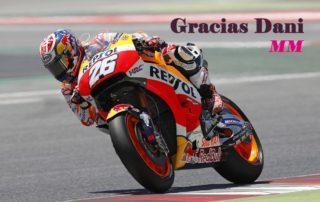 Dani Pedrosa, Mujeres Moteras, MotoGP, Honda, Dani se retira