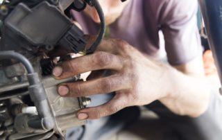 Frecuencia del mantenimiento de la moto