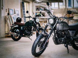 ksr, lambretta, moto barata, moto urbana, prueba brixton, prueba moto, test moto, moto ciudad