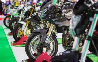 accesorios para motos novedosos