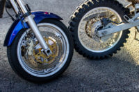 Tipos de neumáticos para motos