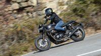 triumph speed twin, moto custom, modern classic, moto classic, moto custom deportiva, moto bajita, moto para mujeres