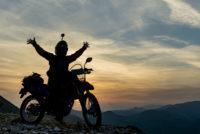 ¿Podemos circular con cámaras en la moto?