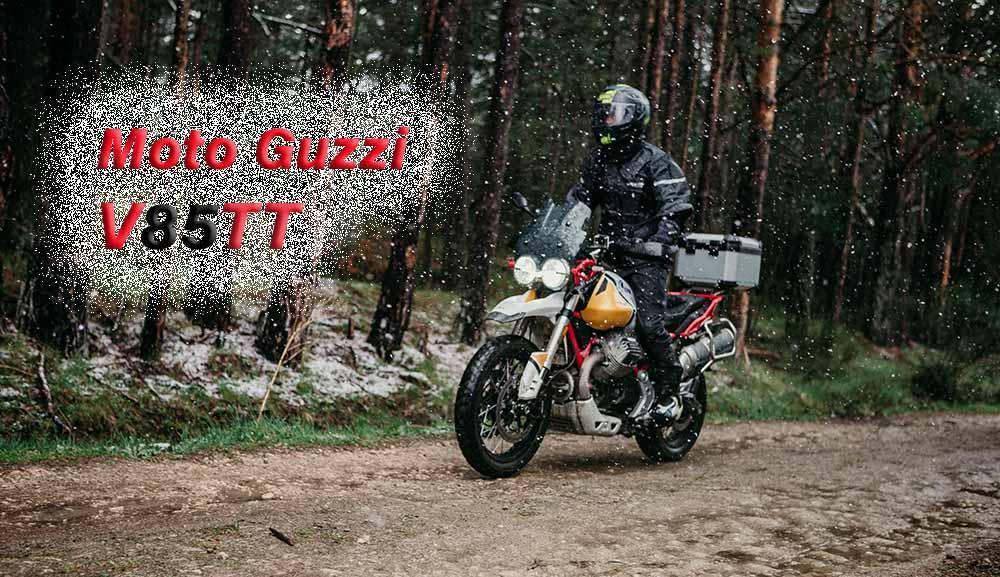 moto guzzi V85TT trail classic 2019, moto trail bajita, moto enduro trail, moto para viajar, moto guzzi,