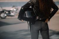 viajar en moto sola