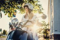 Casco para moto vespa | Diseños y características