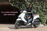 scooter sym hd300, un scooter para moteros muy polivalente