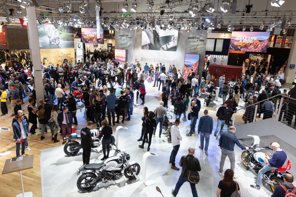 Las novedades sobre el salón internacional de la motocicleta