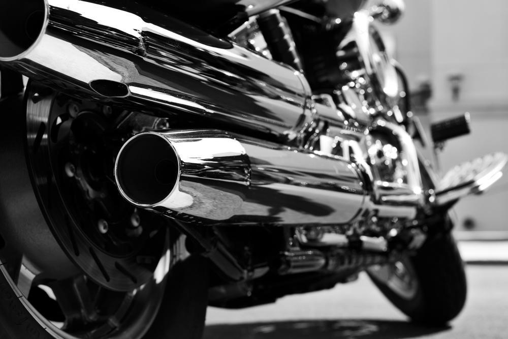 tubos de escape de motos