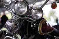 faros adicionales para moto