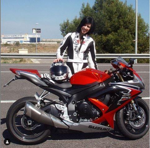 moto de berta doria, escoger la primera moto
