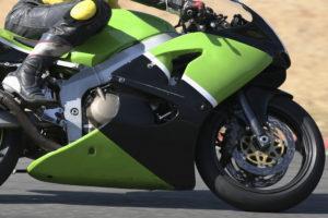 moto con carenado