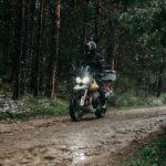 equipacion para concentraciones invernales en moto