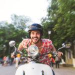 moto en Barcelona