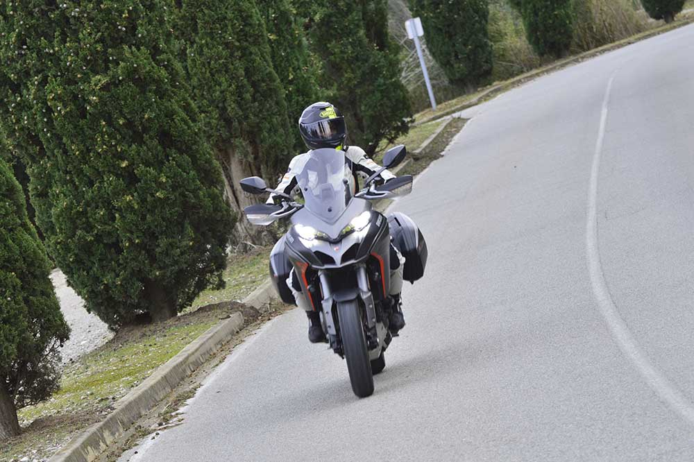 Ducati Multistrada 1260S GT 2020