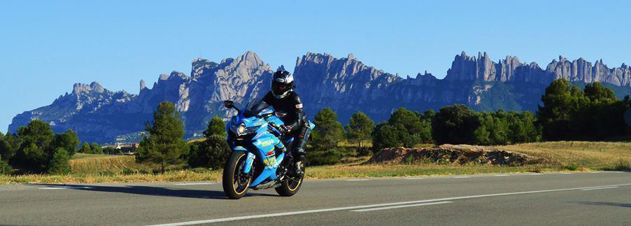 Ruta en moto, primera ruta moto, ruta motera, salida en moto, primera salida en moto.