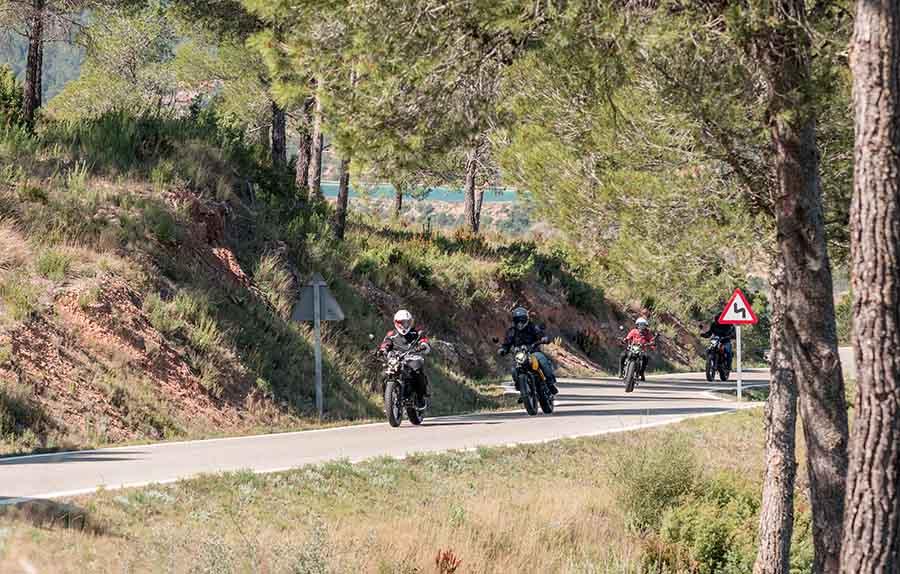 Los accidentes en moto más comunes y aprender a evitarlos.