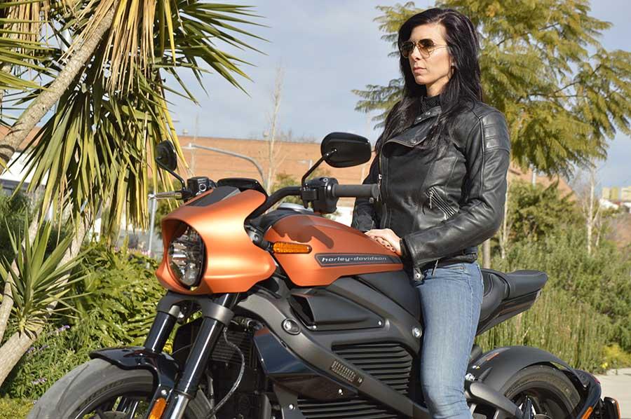 Harley Davidson eléctrica, características técnicas, conducción, prueba, test, precio