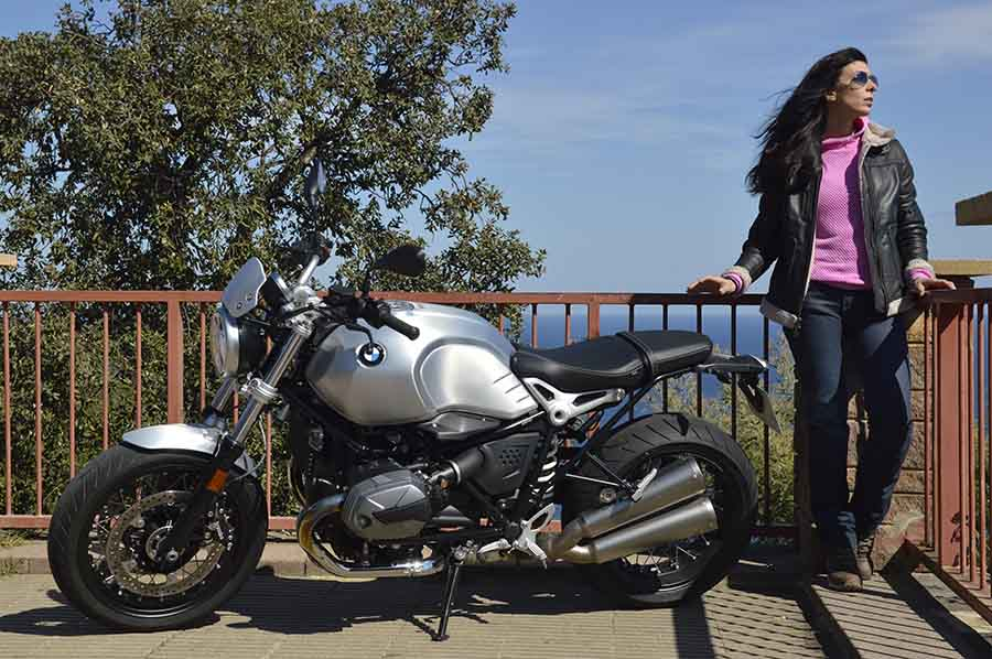 BMW R NINET PURE roadster carne A2