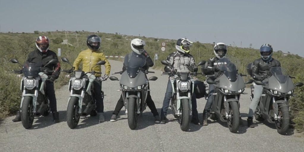 experience of freedom zero motorcycles, motos zero, evento ruta en moto,