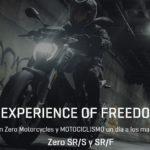 evento zero motorcycles 2021