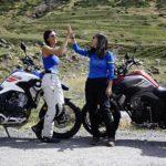 Macbor Montana XR5 berta mujeres moteras